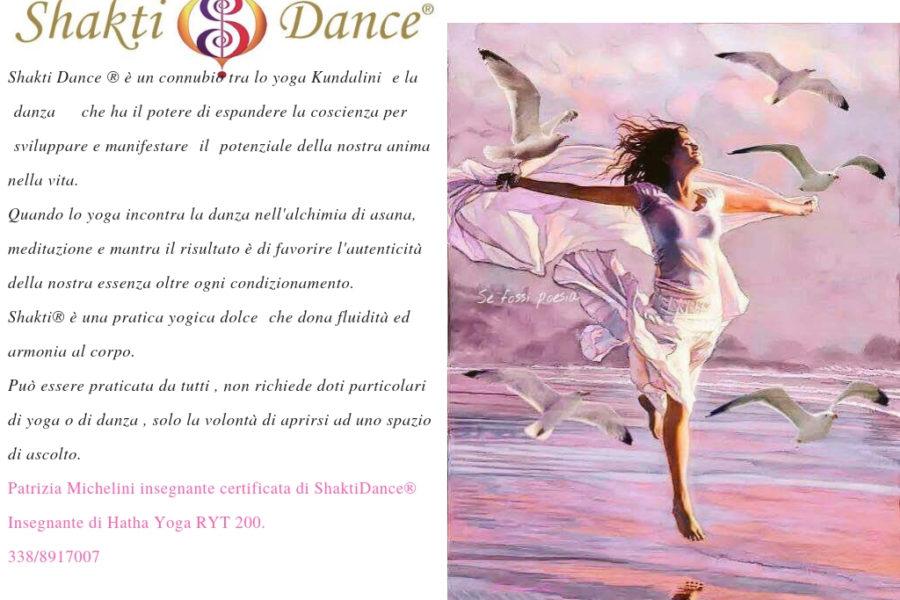 27 Novembre 2018 Shakti Dance