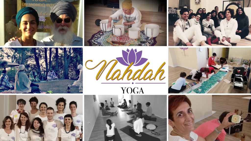 Buon compleanno Nahdah Yoga
